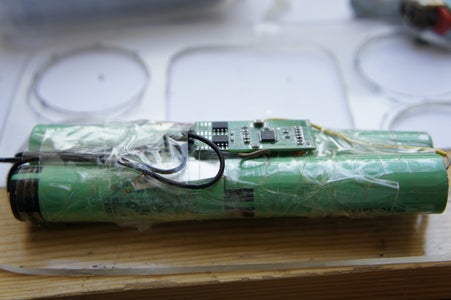 Building the 4S Battery Pack