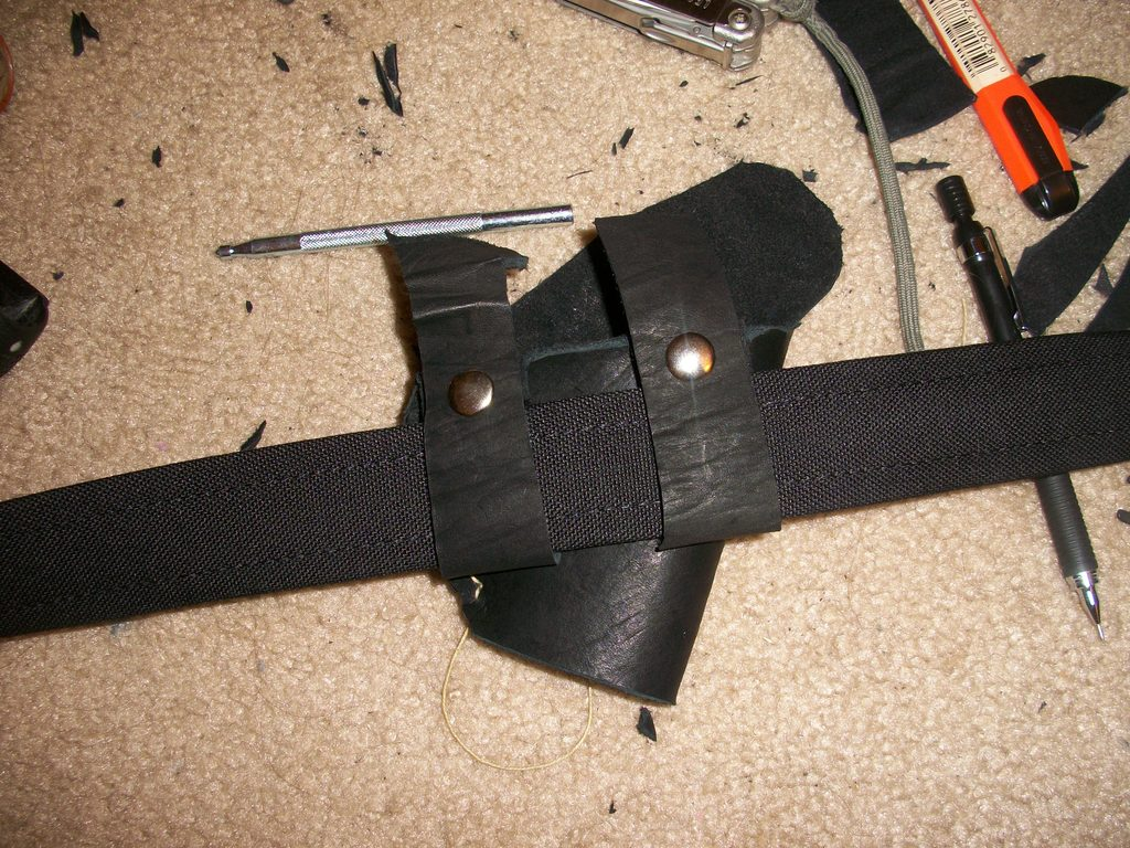 Picture of Fitting the Belt Loops