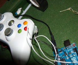Mod Xbox 360 Controller Using Arduino (MW3)