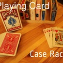 Playing Card Case Rack