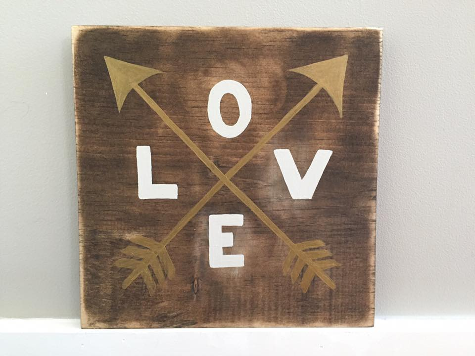 Picture of Home Decor Sign