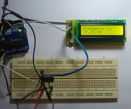 Arduino Frequency Counter