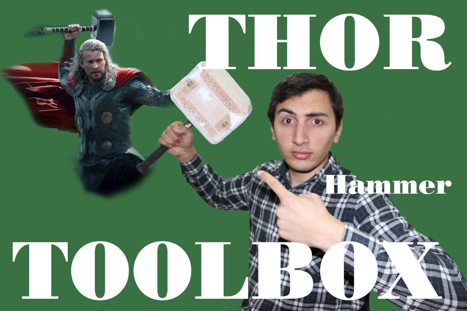 Picture of Thor Hammer Toolbox