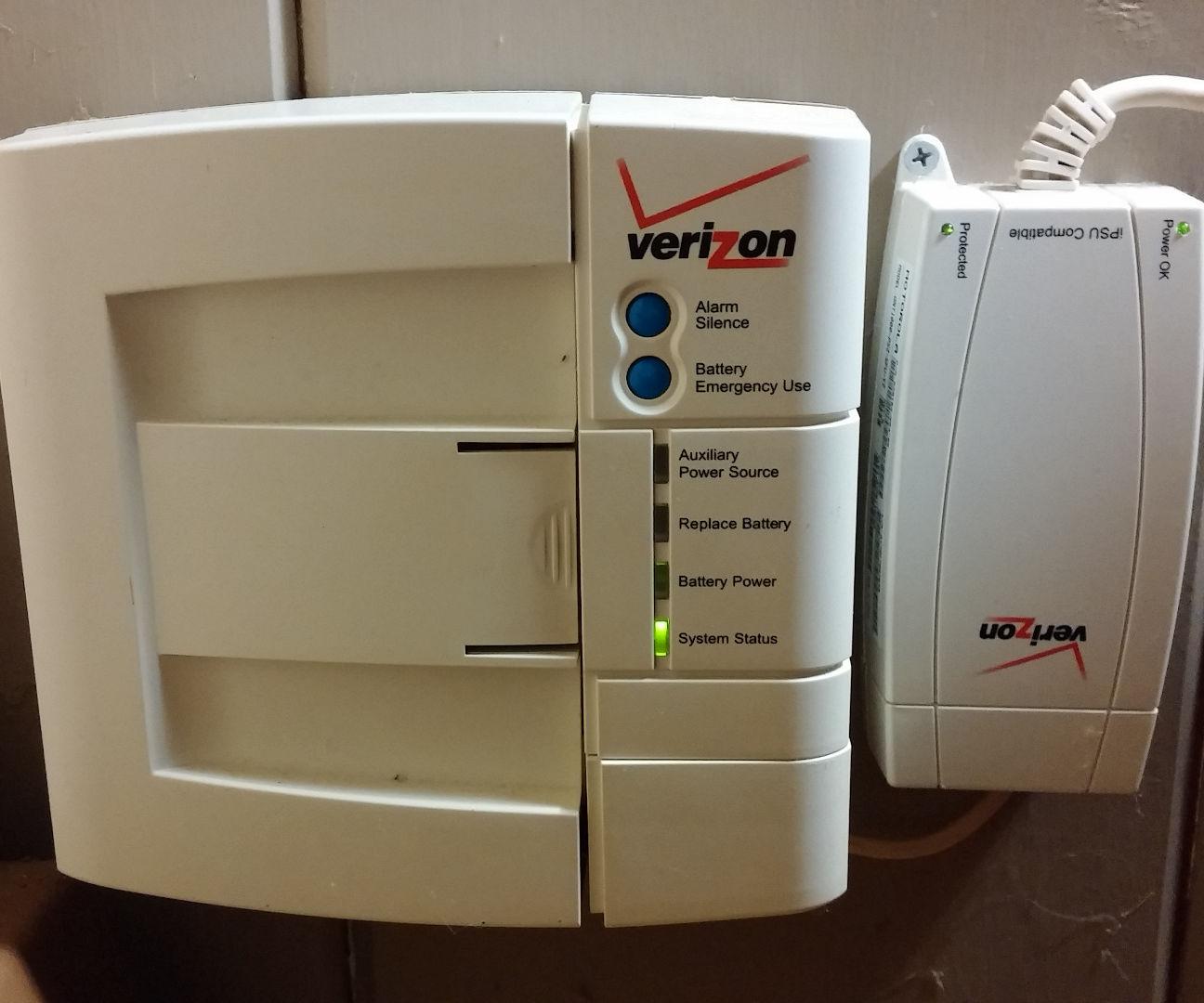 Silencing the Verizon Battery Alarm: 7 Steps