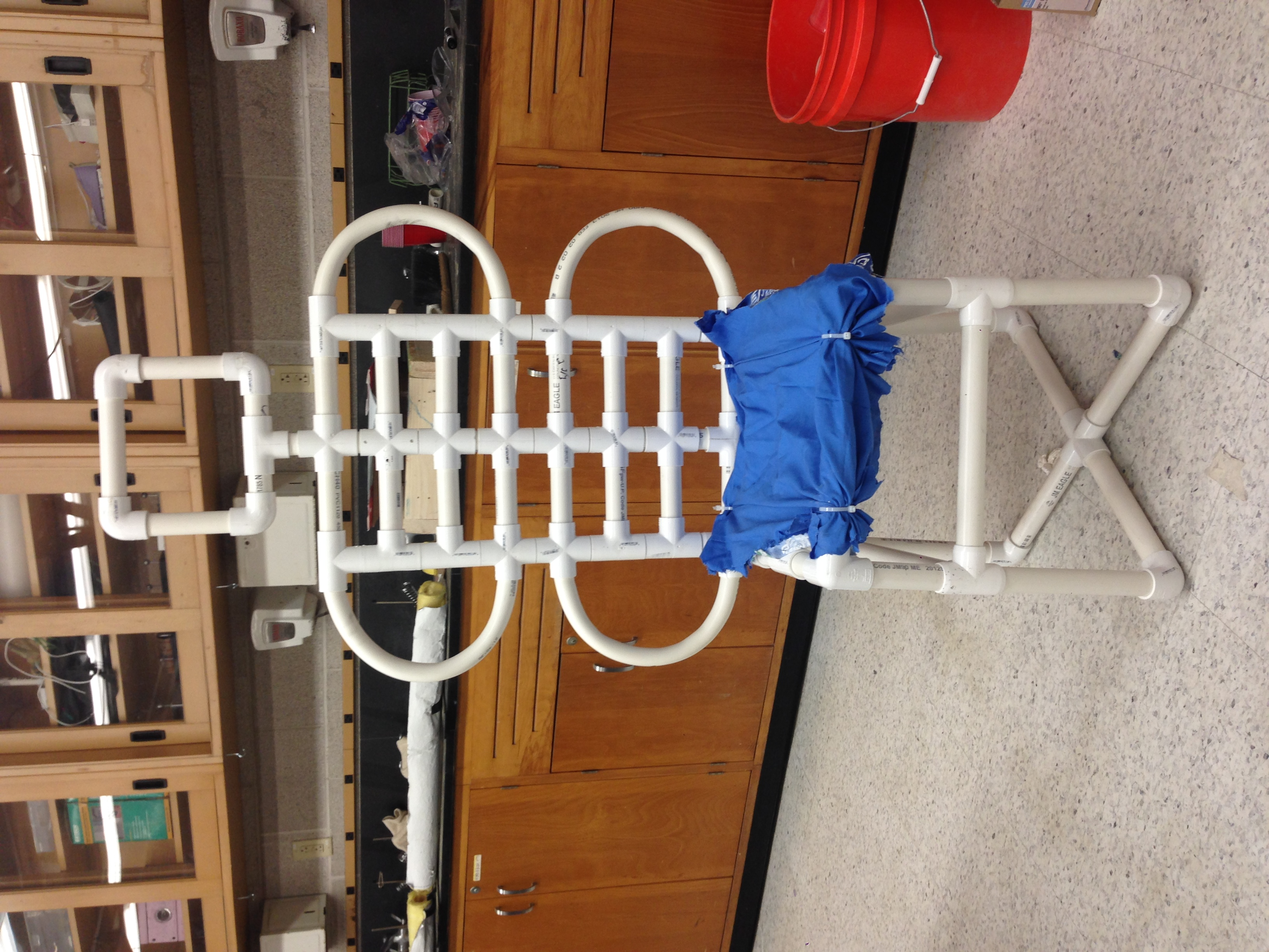 Picture of How to Make a PVC Chair