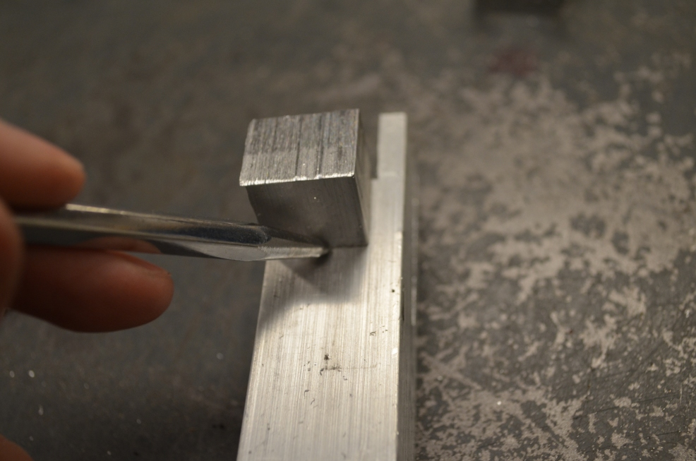 Picture of Rough Cut Then Square Up the Workpiece