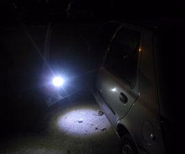 DIY Puddle Lights
