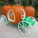 How to Make an Enchanted Pumpkin Carriage