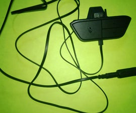 Xbox One 2.5mm Headset Adapter