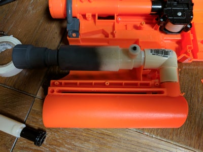 Build and Attach the Pump Plunger Tube
