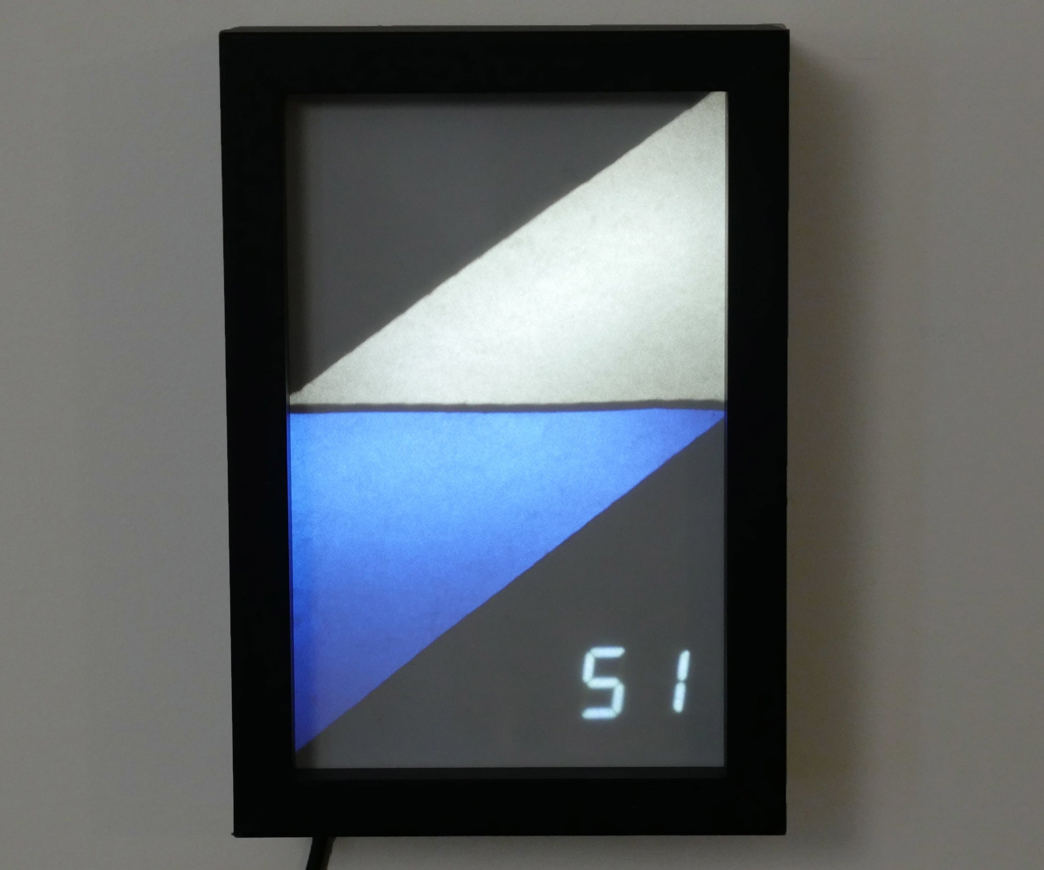 WiFi Weather Display With ESP8266: 7 Steps (with Pictures)