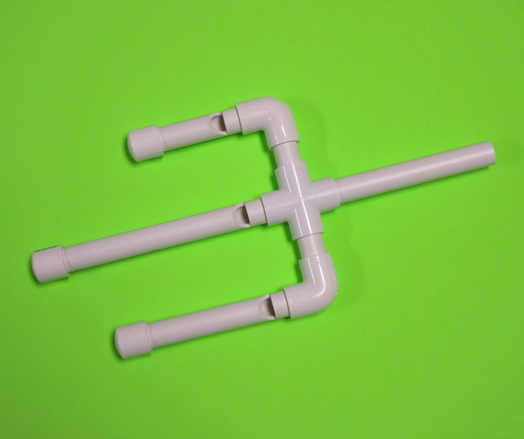 How to Make a PVC Train Whistle