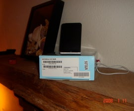 How to create the ultimate Ipod touch DOCK!