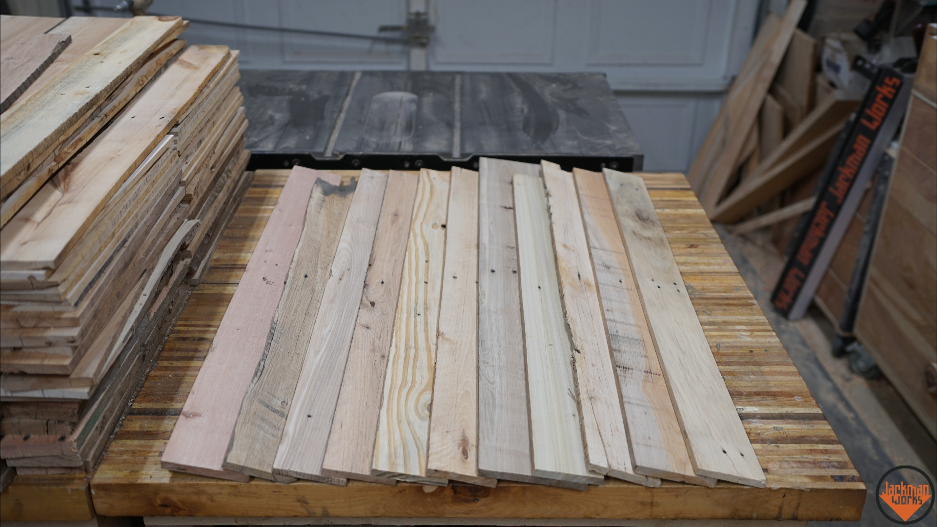 Picture of Pallet Disassembly