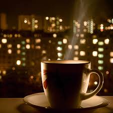 Picture of Chill Out With Your Beautiful Sweater and a Cup of Tea
