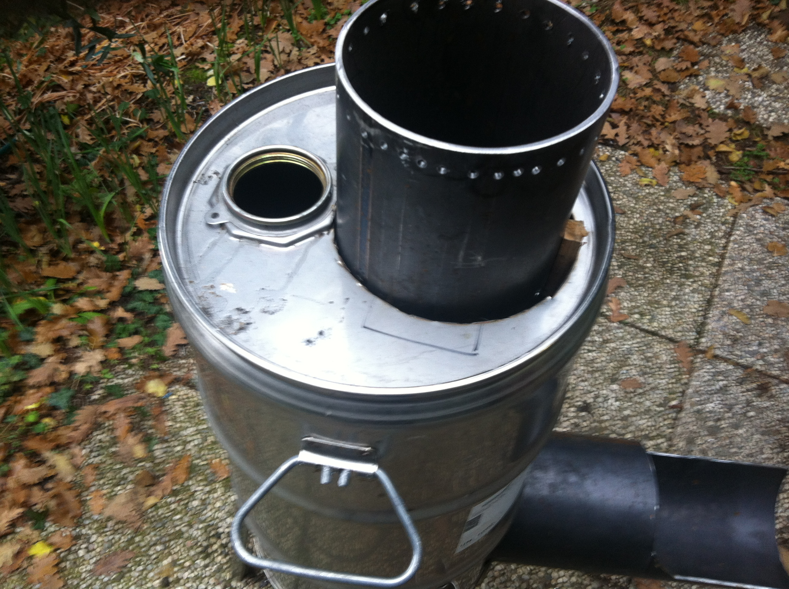 Picture of Make the Stove