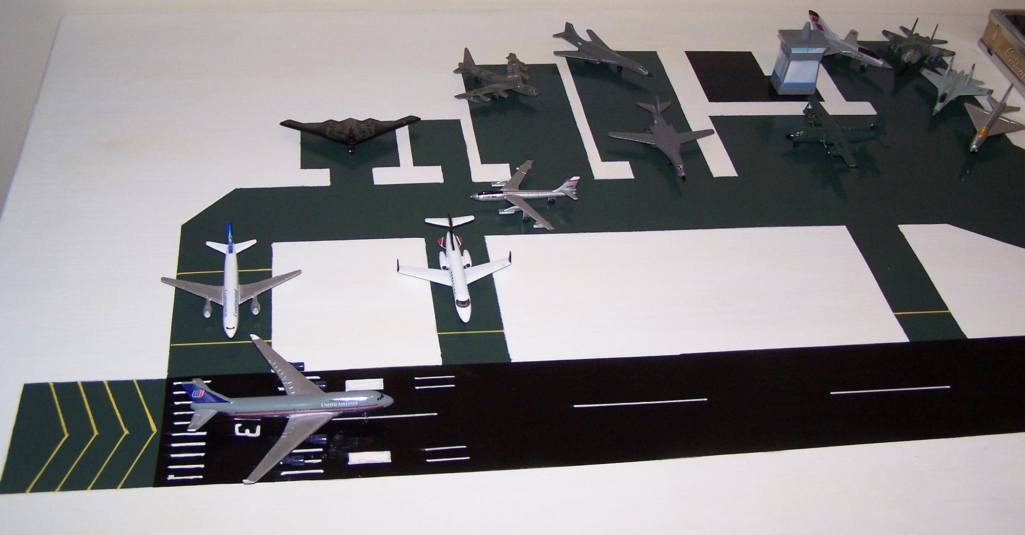 Air Traffic Control Training Table 7 Steps With Pictures