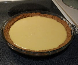 Traditional Key Lime Pie