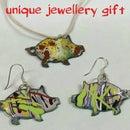 Remixed Pigs Jewellery Set