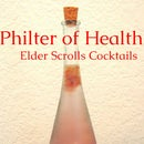 Philter of Health (Skyrim Drinks)