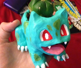 Bulbasaur Plant Holder