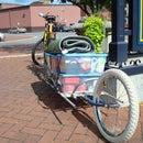 Single Wheeled Bike Trailer