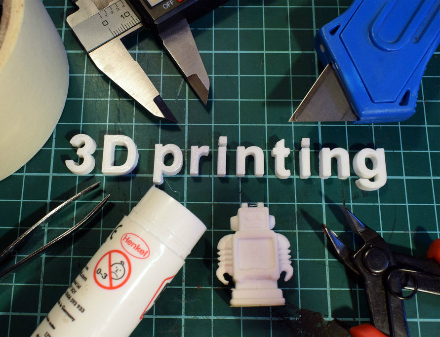 Picture of 3D Printing 101 // a Beginner's Guide to 3D-printing