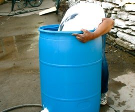 How to Make a Rain Barrel Water Catchment System (Better)