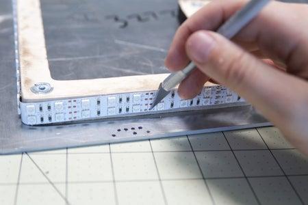 Splice the LED Strip