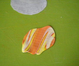Reuse a Raw Polymer Clay Cane
