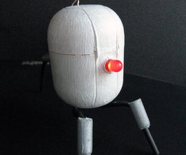 Build a Portal Turret From a Kinder Egg