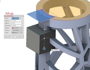 Mounting Geometriez