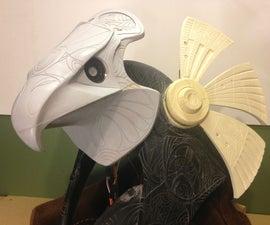 Stargate Helmet Animatronics