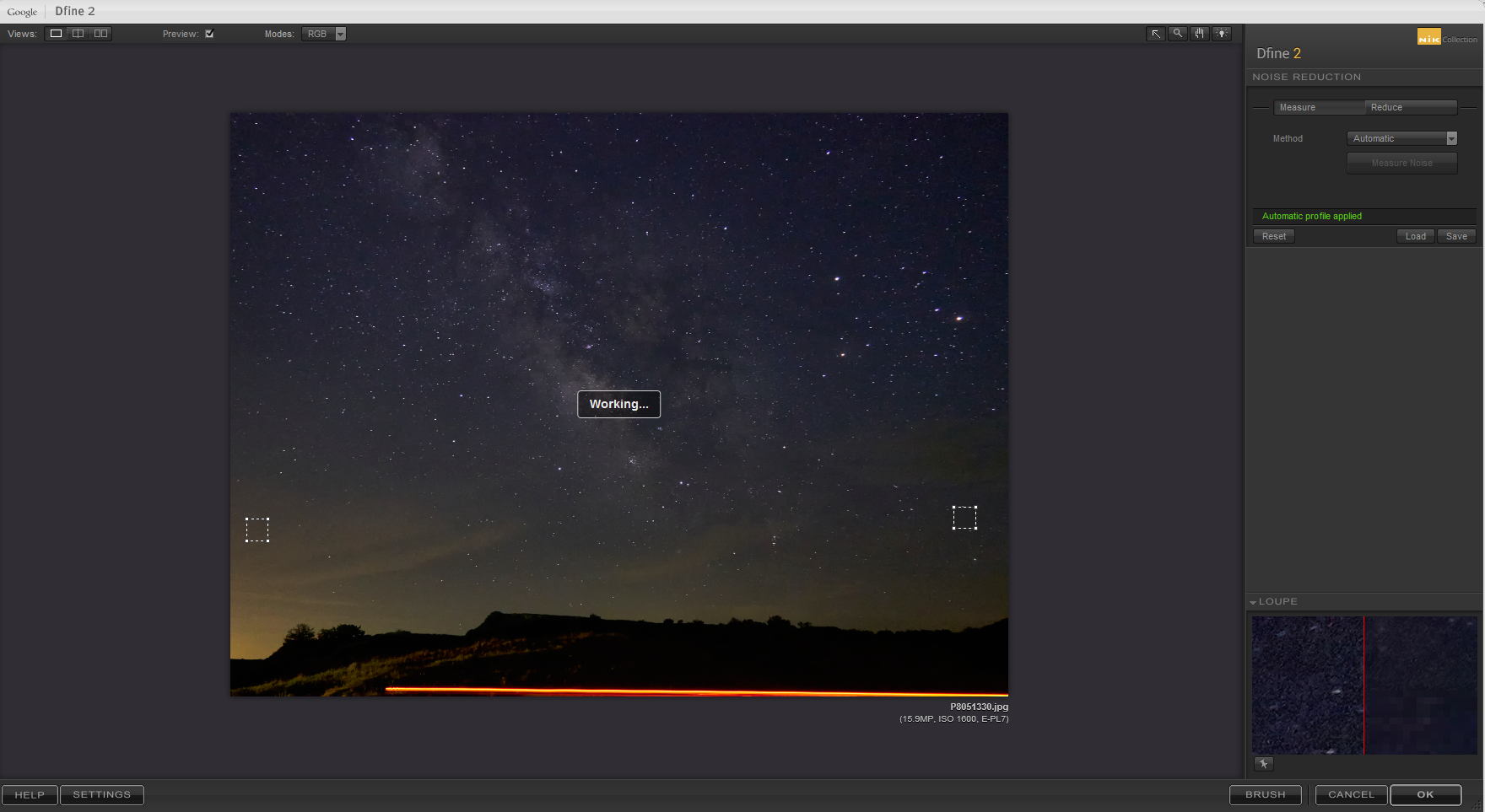 Picture of Post-Processing