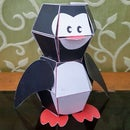 The Ultimate Paper Penguin Bomb
