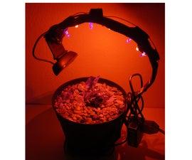USB powered LED grow light 2.0