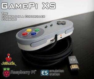 GamePi XS - the Plug'n'Play Emulation Station