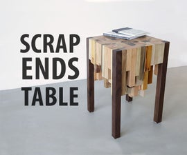 Scrap Ends Table