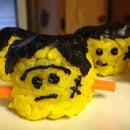 Frankenstein Uramaki (Sushi)