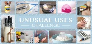 Unusual Uses Challenge 2017
