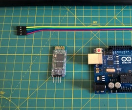 """HC -  06 ( Slave Module ) Changing """" NAME """" Without Use """" Monitor Serial Arduino """" ...that """" Works Easily """" : Faultless Way !"""