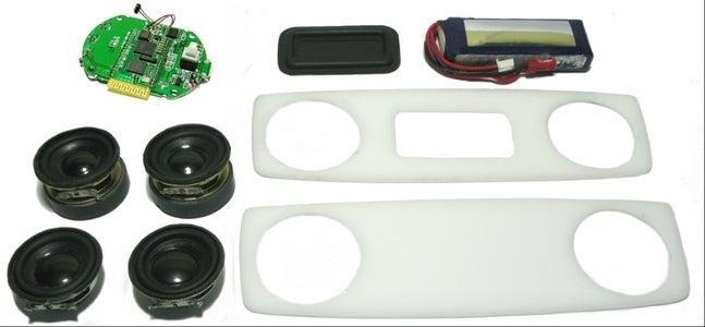Parts & Materials