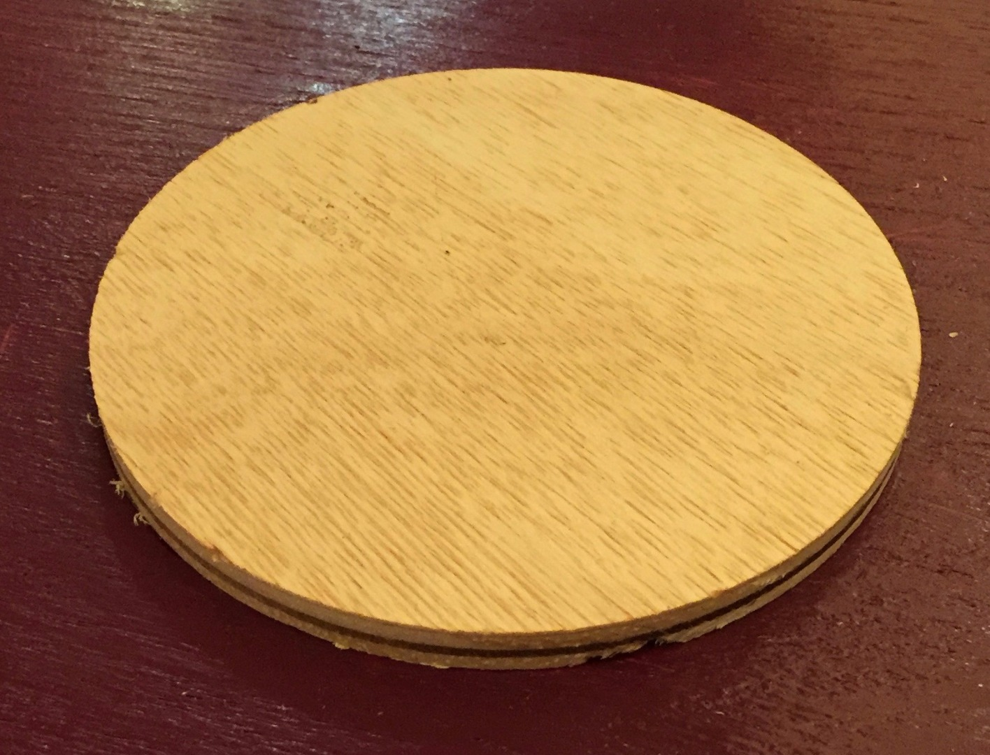 Picture of CNC Cut Manhole Cover