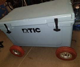 RTIC 65 Wheel Kit