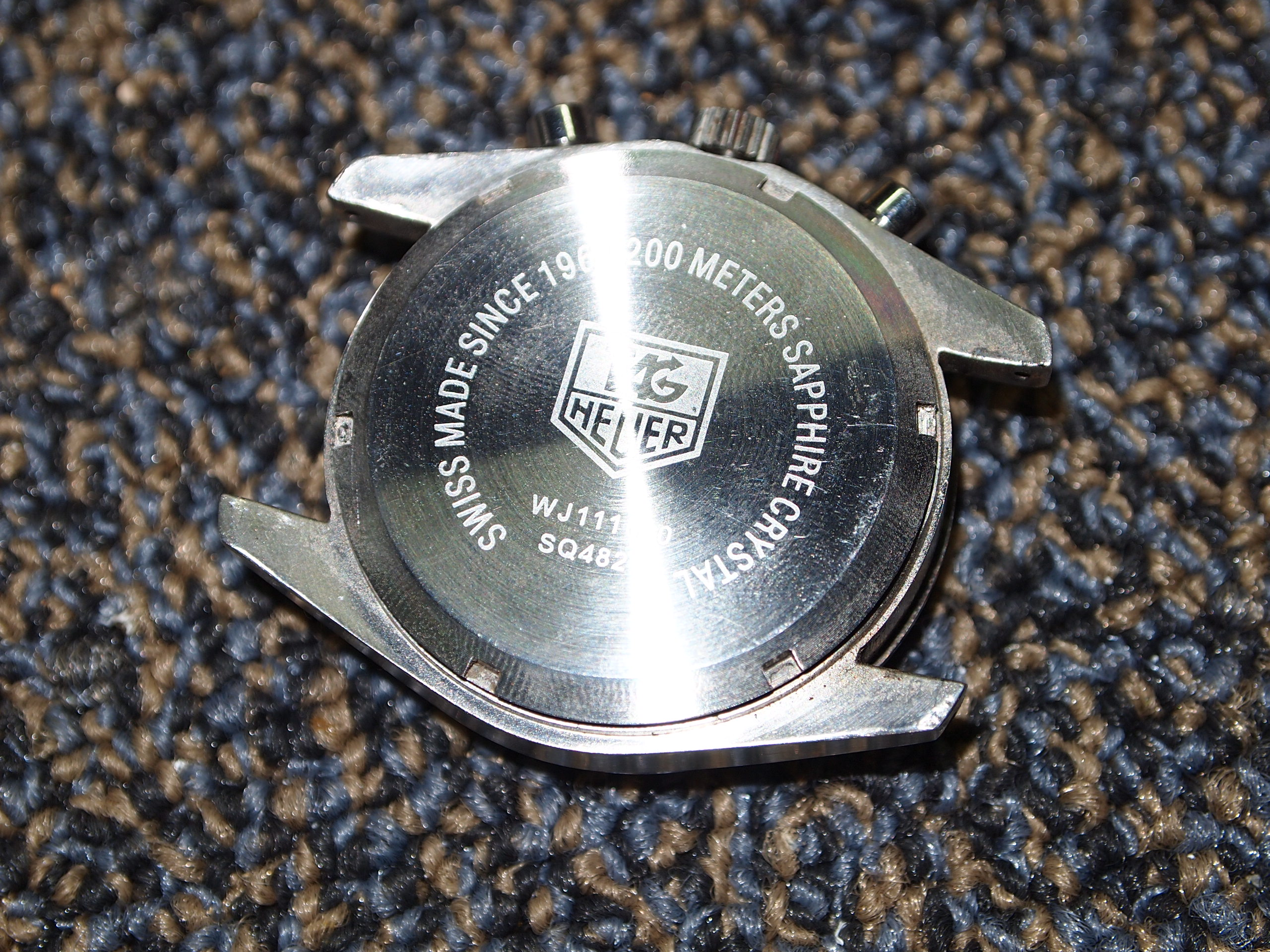 Picture of Prep the Recipient Watch