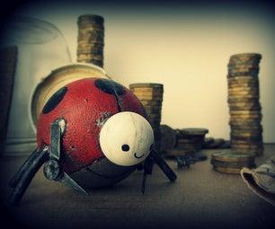 Making the Ladybird