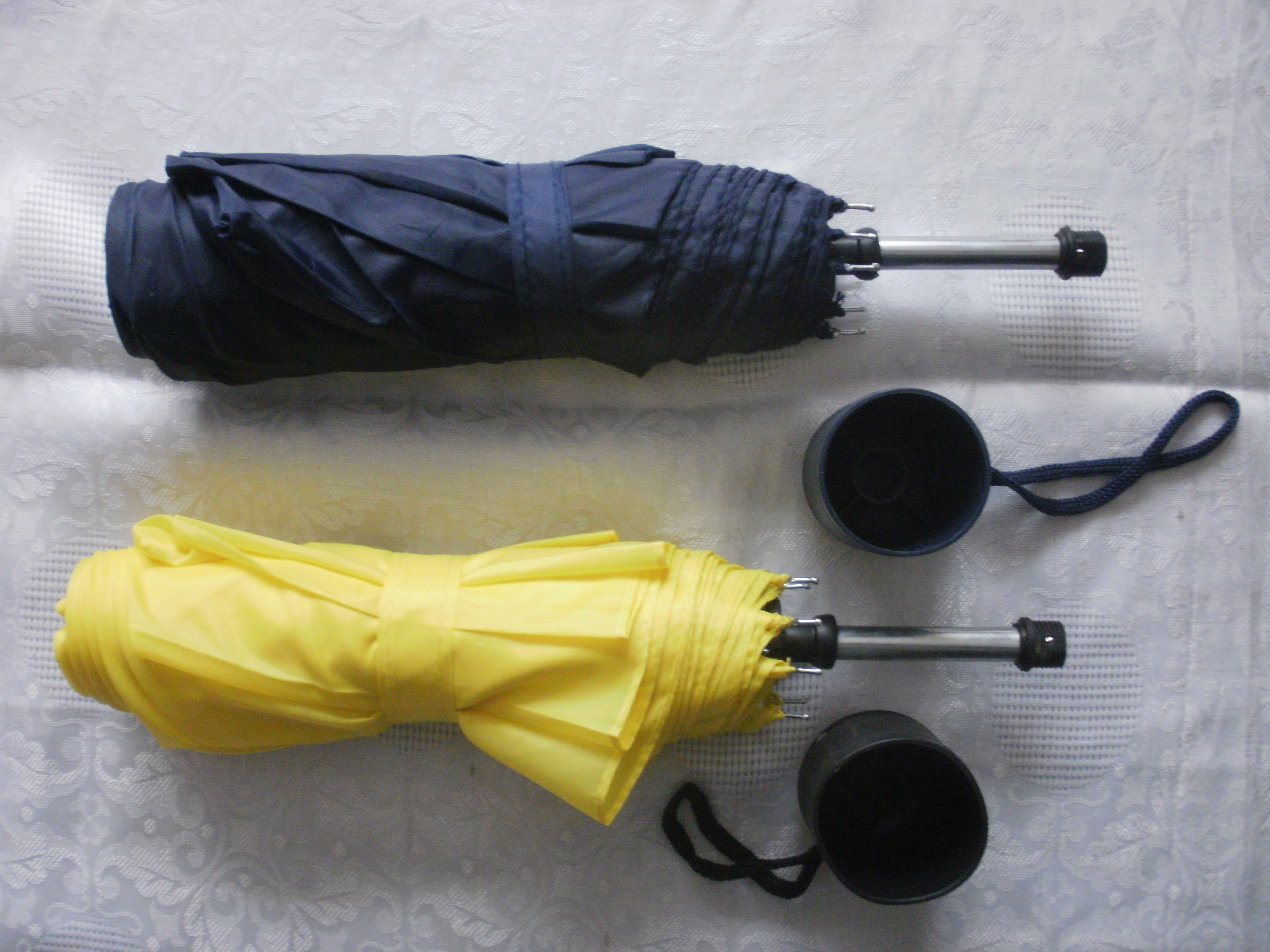 Picture of Disassembling Umbrellas