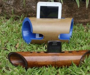 Bamboo Speakers