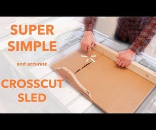 How to Make a Crosscut Sled