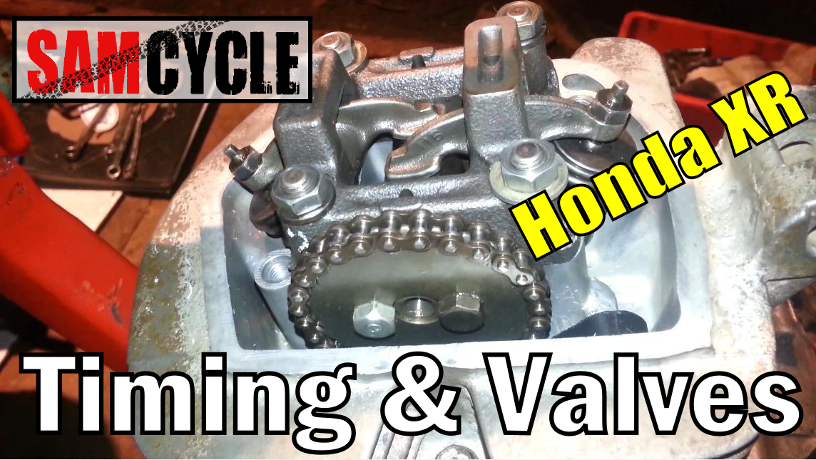 Small Honda Dirtbike (XR80, XR100) - Ignition Timing and